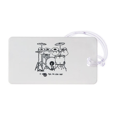 Plastic ID Tag - 5-piece Drum Set - Aim - 1718