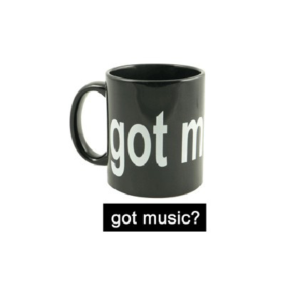 Mug Aim Got Music Black - Aim - 1903