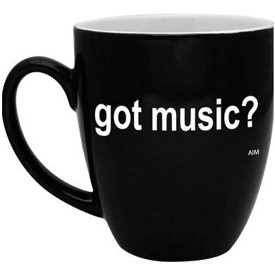 Mug Aim Bistro Got Music? - Aim - 56154