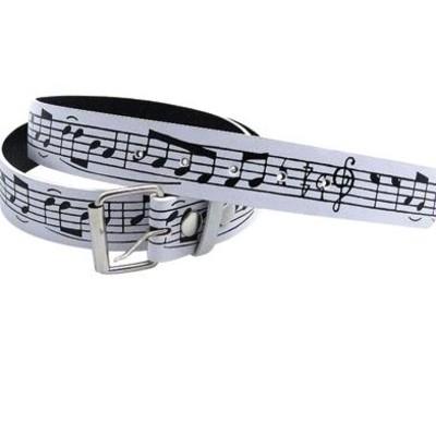 White Staff Belt - XL - Aim - 6133XL