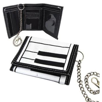 Wallet Aim Canvas Keyboard w/Chain - Aim - 6903