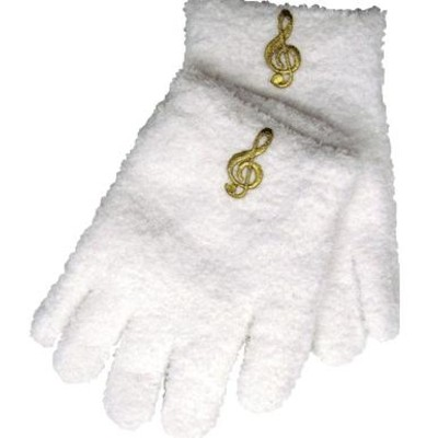 Gloves Aim Fuzzy G-Clef Black - Aim - 9110B