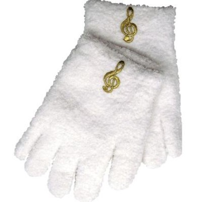 Gloves Aim Fuzzy G-Clef Pink - Aim - 9110D
