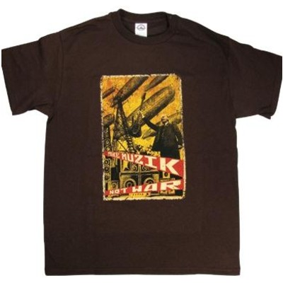 Musik Not War T-Shirt - XL - Aim - 45501XL