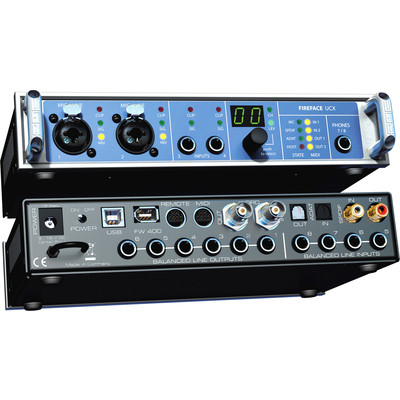 Interface RME Fireface UCX - RME - UCX