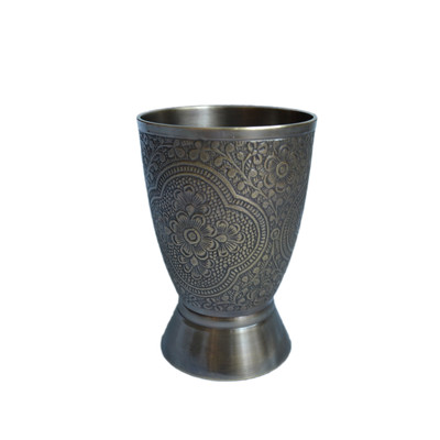 Canterbury Antique Gold Tumbler