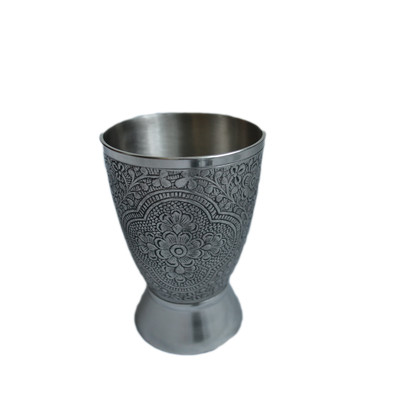 Canterbury Antique Pewter Tumbler