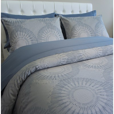 Chester Medallion Duvet Cover Set  By Glen Peloso
