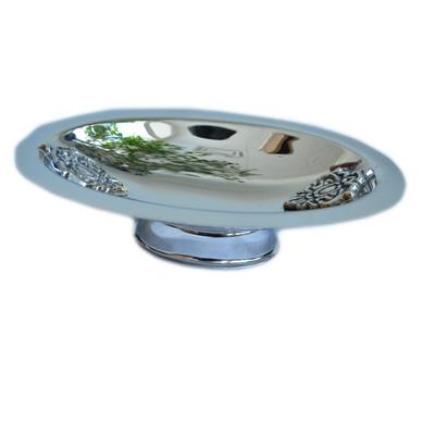 Classique Silver Soap Dish