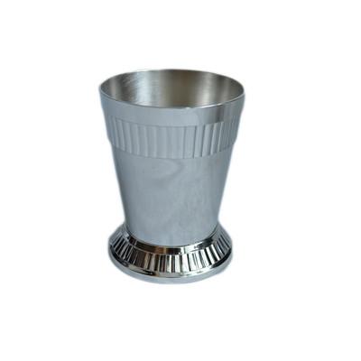 Moderne Silver Tumbler