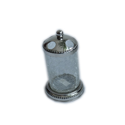 Saxony Silver Tooth Brush Holder