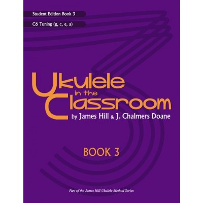 Ukulele in the Classroom Book 3 - C6 Tuning - Student Edition - Empire - Q03SC