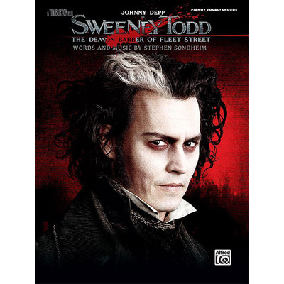 Music Sweeney Todd (Movie) - Vocal Selections