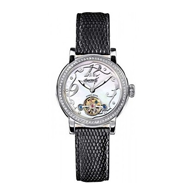 Ladies Black Concord Ingersoll Watch