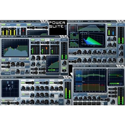 Wave Arts Power Suite 5 - Pro Mixing & Mastering Plug-ins - Digital Download - Wave Arts - 11-33019