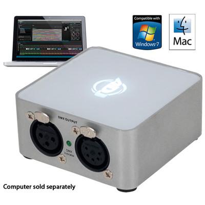 Controller Light American DJ MyDMX II USB w/Software