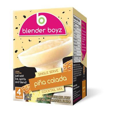Blender Boyz Pina Colada Cocktail Mix - 24 Pack