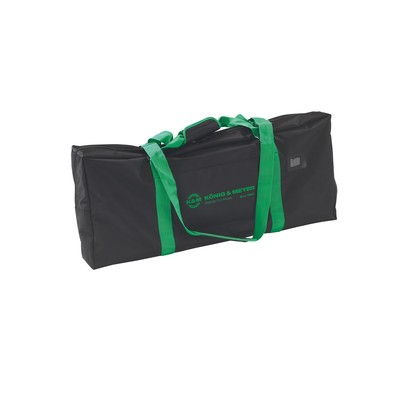 K&M 14041 Carrying Case for 14044/45/46/47 Stools - KandM - 14041-BLACK