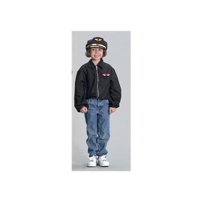 Airline Pilot Jacket & Hat