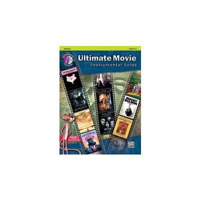 Music Ultimate Movie Instrumental Solos w/CD - Clarinet