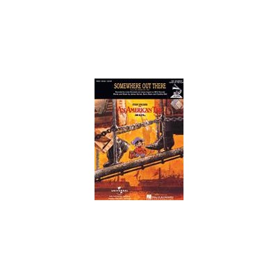 SheetMusic Somewhere Out There(from An American Tail) - Hal Leonard - 00122420
