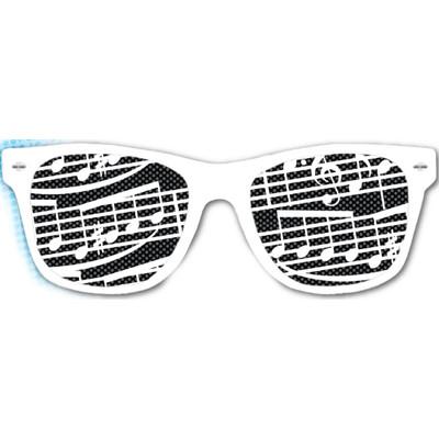 Glasses Aim Sheet Music Lens in White - Aim - 6817