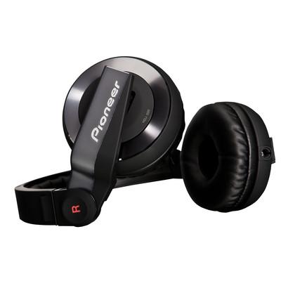 Pioneer HDJ-500-K DJ Headphones - Black - Pioneer - HDJ-500-K (884938117777)