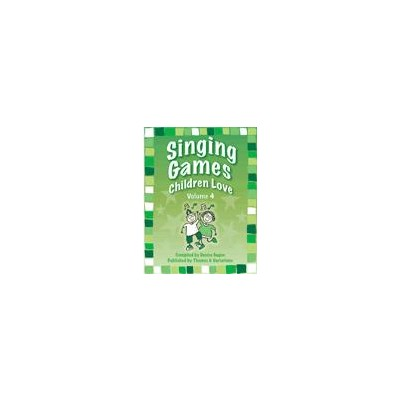 Music Singing Games Children Love 4 w/CD/PPTS