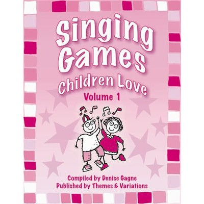Music Singing Games Children Love 1 w/CD