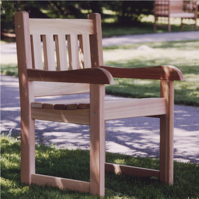 CEDAR Dining Arm Chair