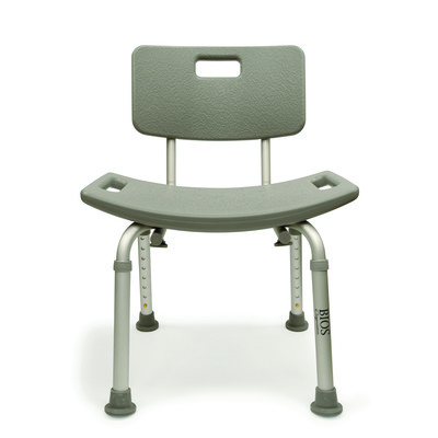 Adjustable Bath Seat with Back Rest
