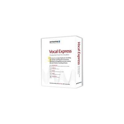 Software Antares Auto-Tune Vocal Express - Antares - 102497
