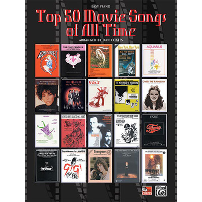 Music Top 50 Movie Songs of All Time (EP)(RCM Pop 5-6)