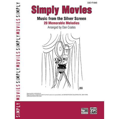 Music Simply Movies (EP)(RCM Pop 3-4)