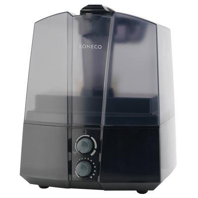 Boneco 7145 Ultrasonic Cool Mist Humidifier - Black