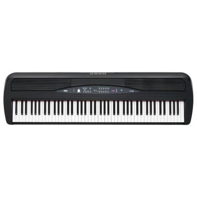 Korg SP-280 88-Key Digital Piano - Black - Korg - SP280-BK