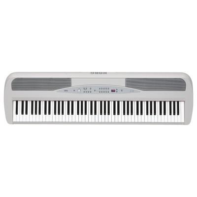 Korg SP-280 88-Key Digital Piano - White - Korg - SP280-WH