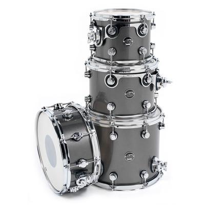 DW Performance Drum Kit - 12/12/14/5.5x14 - Candy Apple - DW - DRPLTMPK04 CA
