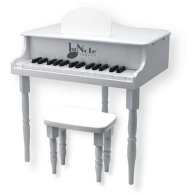 Piano Grand First Note FN975 White - First Note - FN975