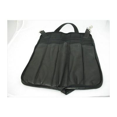 Gig Bag Stick Pete Schmidt Leather Black Velvet - Pete Schmidt - DA-100-1B