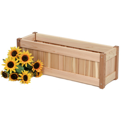 CEDAR Planter Box 30