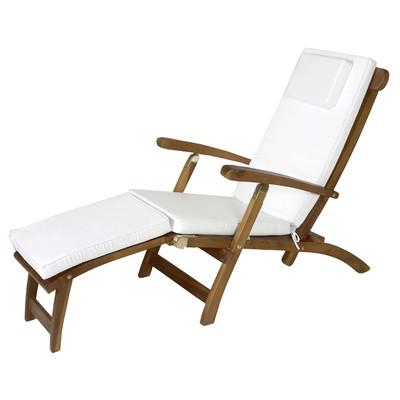 Steamer Cushion - WHITE