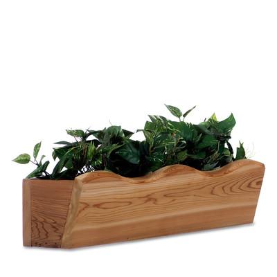 CEDAR Window Planter Box