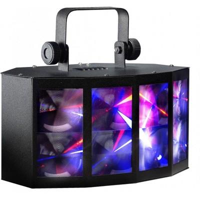 Light Stagg Hypernova 1 2x4 Lens Multibeam LED - Stagg - SDJ-HYPERNOV1-1