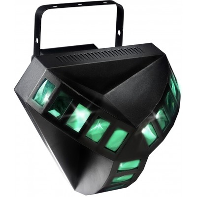 Light Stagg Tricorn 1 3-Axis Multibeam LED Effect - Stagg - SDJ-TRICORN1-1
