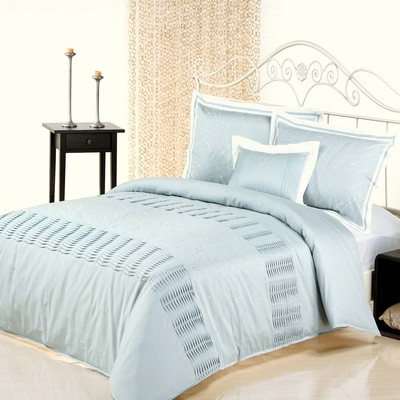 North Home Nina 4pc Duvet Cover Set