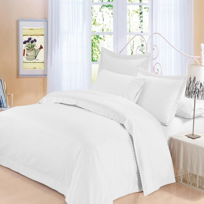 North Home - Elite 100% Egyptian Cotton 500 Thread Count Duvet Cover Set