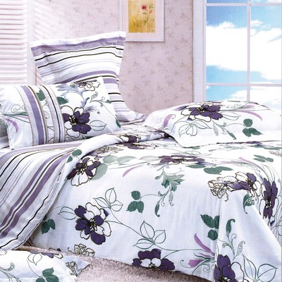 North Home Breeze 100% Cotton Sheet Set