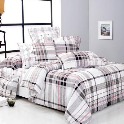 North Home Annie'S Plaid 100% Cotton Sheet Set