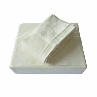 North Home Roma 100% Egyptian Cotton 310 Thread Count  Sheet Set